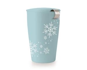 卡緹茗茶杯 - 雪花 Snowflake