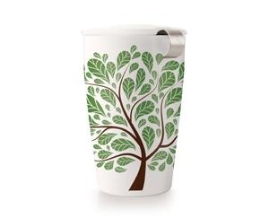 卡緹茗茶杯 - 翠葉 Green Leaves